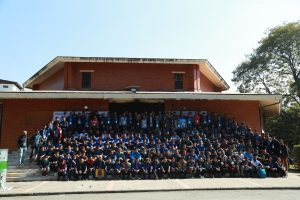 The WordPress Community at WordCamp Kathmandu 2016