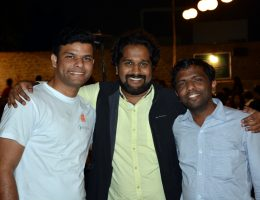 WordCamp Pune: Ankit, Bigul and Harshad
