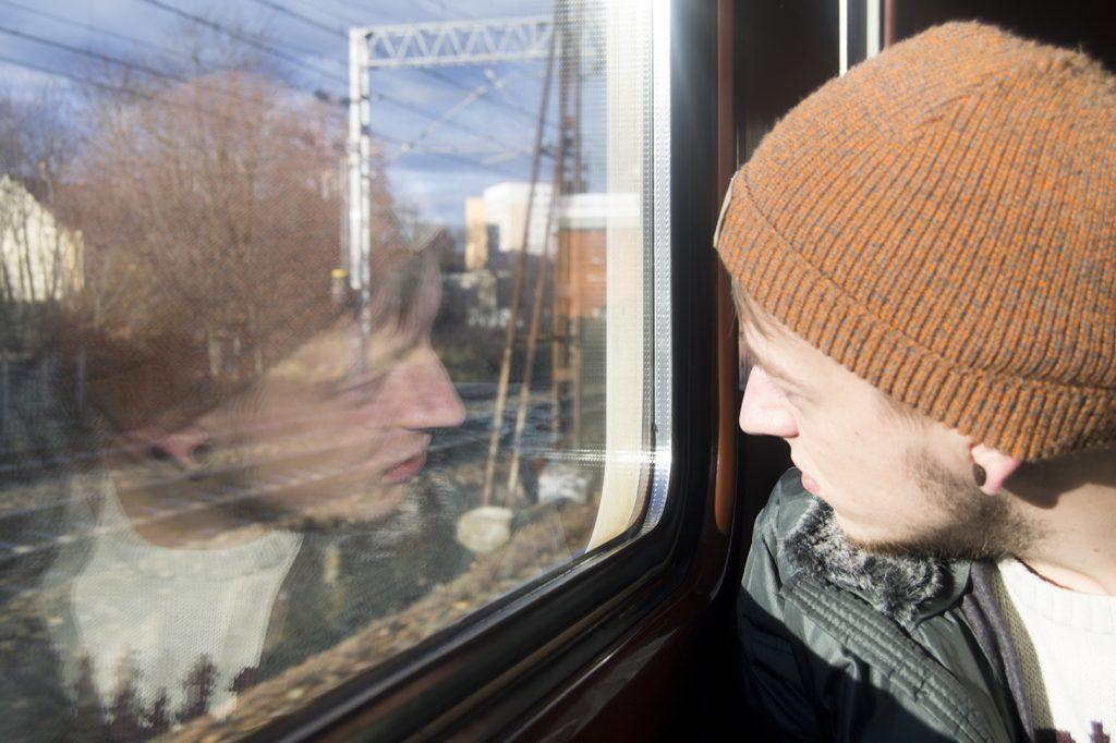 Train travel in Poland